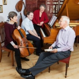 Ridgeway Ensemble 3.12.16 Berkhamsted Civic Centre