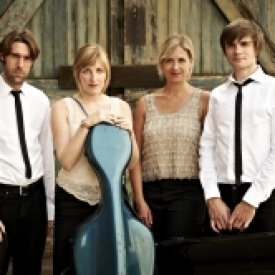 Sacconi Quartet 4.2.17 Berkhamsted Civic Centre