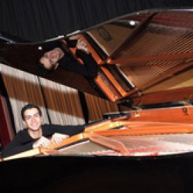 Riyad Nicolas, piano @ Berkhamsted Civic Centre 4 March 2017