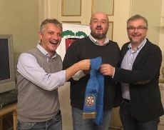 Silvio Franceschelli è il nuovo presidente della Provincia
