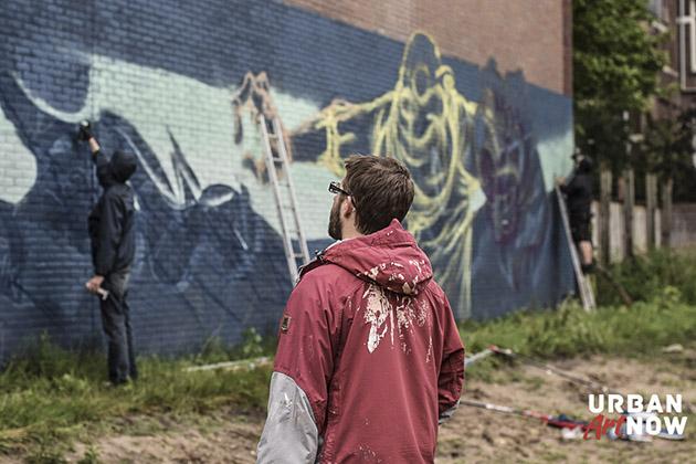 2014-05-30 Mural by Mr Zero - FatHeat - Boeki - TransOne - Team Budapest - web-4