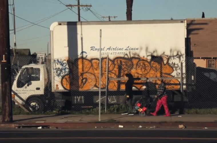 Tristan Eaton X Rebel 8 Video