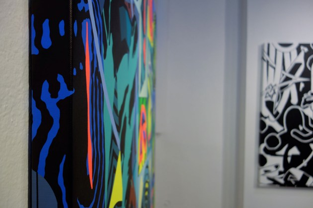 Sobekcis first solo show in the US-05