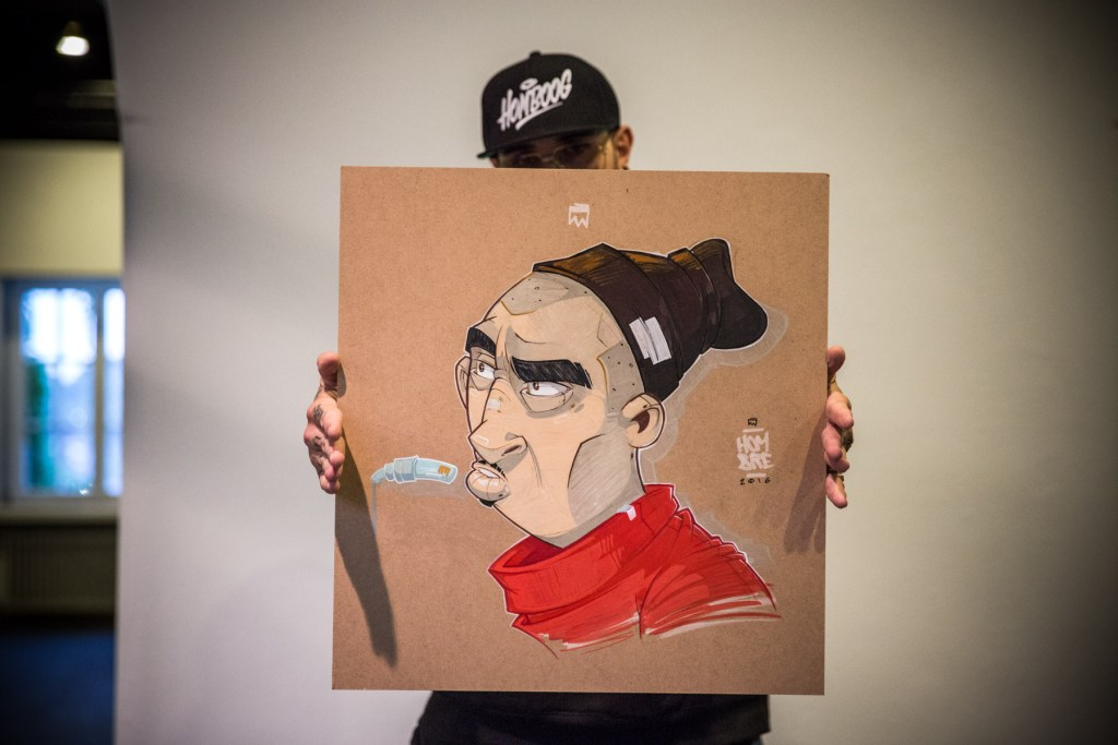 Video: Montana ACRYLIC SERIES x HOMBRE SUK