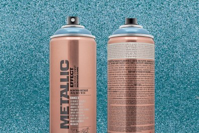 MONTANA METALLIC EFFECT SPRAY 400ml