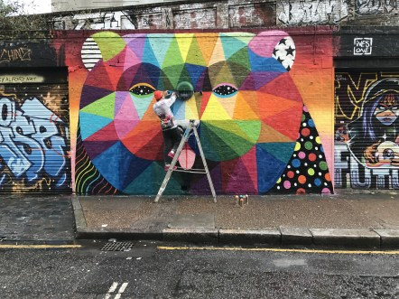 OKUDA IN LONDON