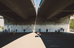 Urban Art Schänzlebrücke Kunstnacht 2017