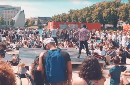 DownTown Block Party 2017 Strasbourg France