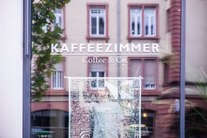 COFFEE AND ILLUSTRATION WITH JP MÜLLER IN HEIDELBERG