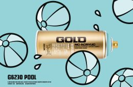 Montana GOLD color G6230 Pool