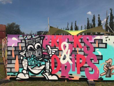 Spektrum 2017_Grossstatttraum Corner_Graffiti Jam_Ole Von Oepen
