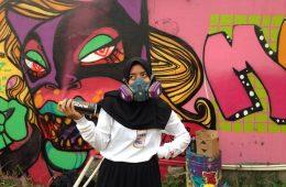 LADIES ON WALL 2017 BANDUNG CITY INDONESIA