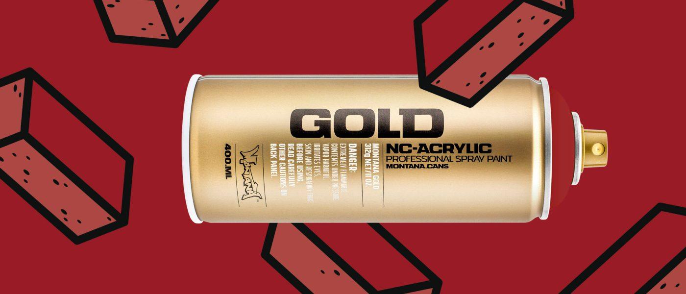 Montana GOLD G3050 BRICK