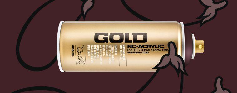 Montana GOLD G8085 AUBERGINE