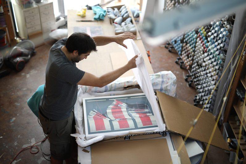 NEVERCREW - Realizing machine n°3 - Print - Graffitiprints - 04