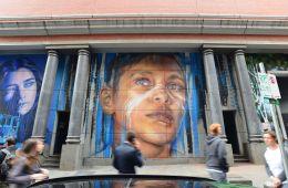 New Addition to Melbourne Street Art Precinct