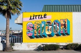 GREETINGS TOUR FROM LITTLE SAIGON