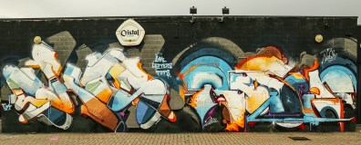 BURNERS BALL International Graffiti Jam in Maaseik