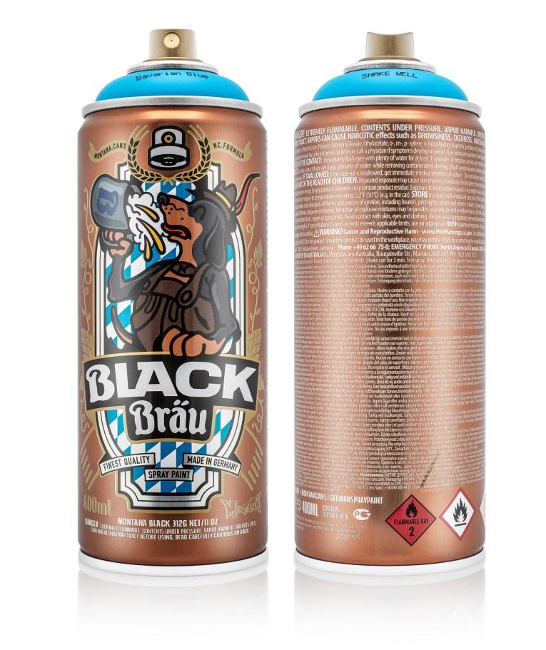 "Special Edition ""BLACK BRÄU"" Can"