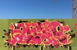 WALL UPDATE GRAFFITI WRITER PHEO