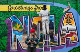 GREETINGS TOUR – FROM NOLA