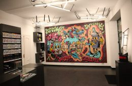 INTERJAIL & UPTOWN DANNY X Montana Store Vienna