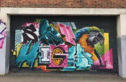 Bring The Paint Graffiti Jam - 2019