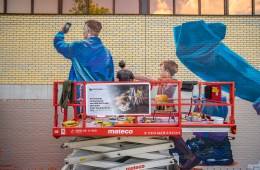CASE Maclaim Mural for Stadt.Wand.Kunst