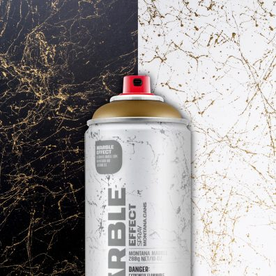 New Montana MARBLE effect Gold out now