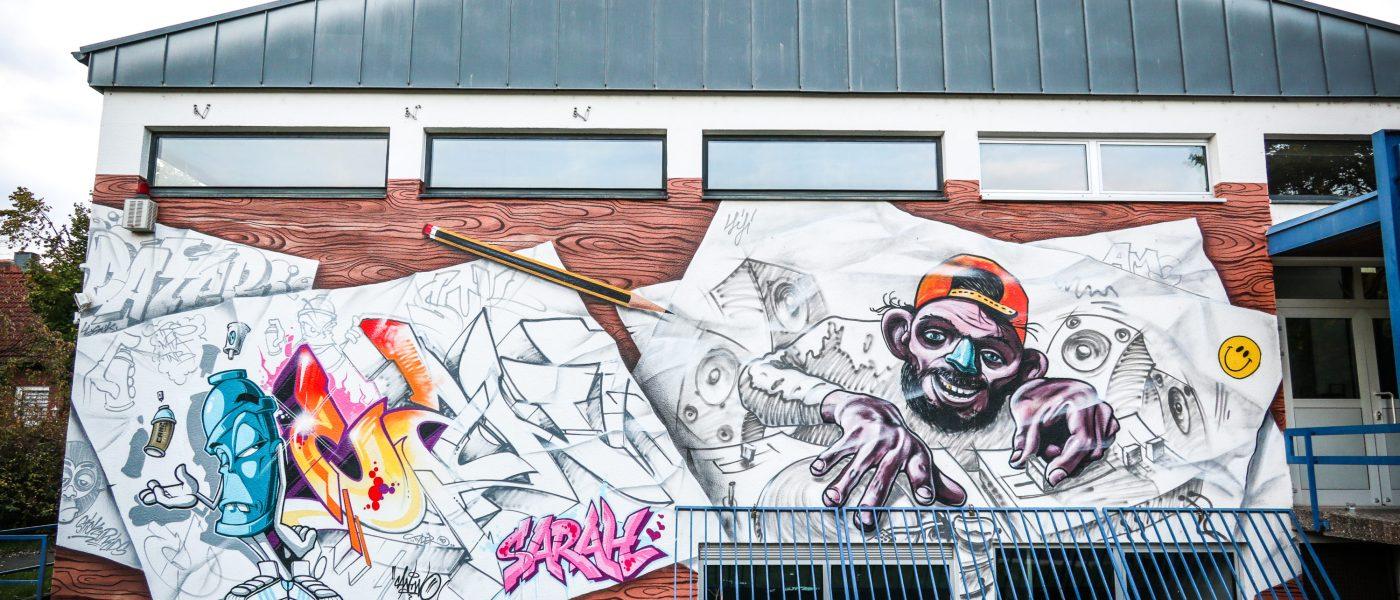 JAM ON IT - Graffiti Event in Koblenz