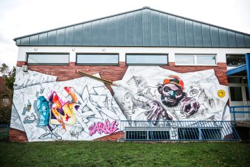 JAM ON IT - Graffiti Event in Koblenz