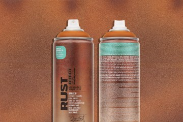 New Montana RUST Effect 400ml