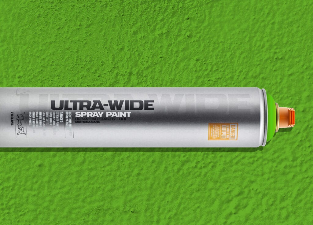 The new Montana ULTRA WIDE 750ml colors