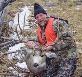 5x5 Mule Deer - 164 B&C