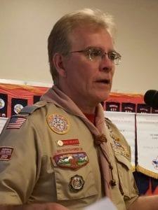 Brad Weaver, District Advancement & Recognition Chair