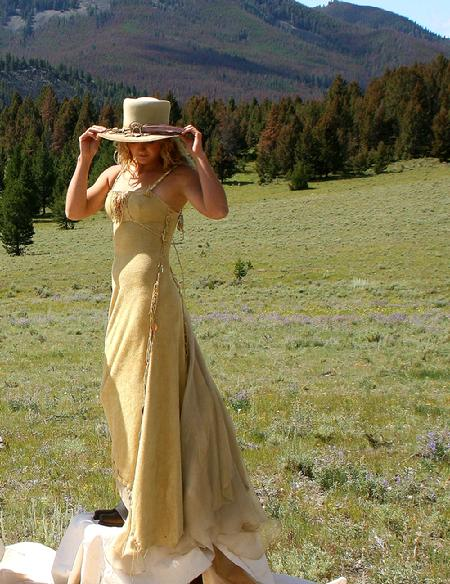 The Buckskin Dress Collection