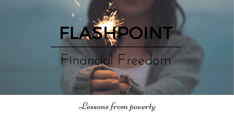 poverty to financial independence