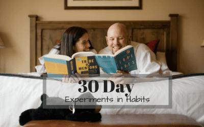 Start a 30-Day Habit Challenge