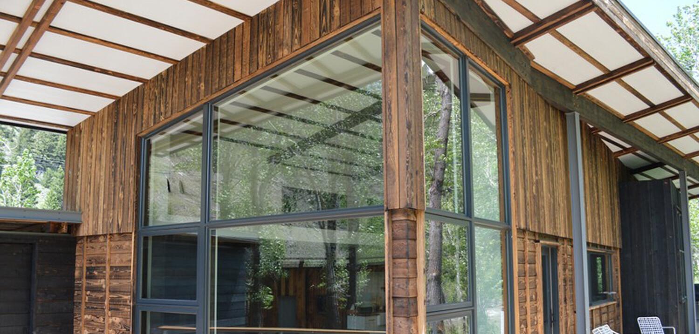 Charwood Shou Sugi Ban Wood Siding Montana Timber