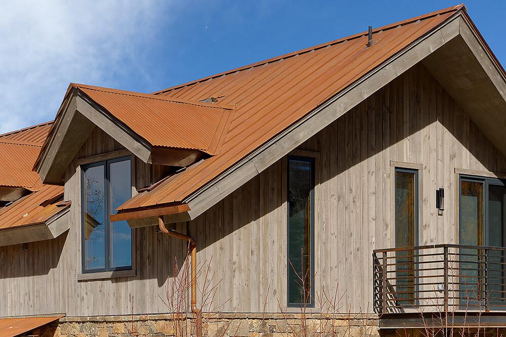 AquaFir Natural Wood Siding Montana Timber