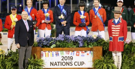 Team USA Wellington