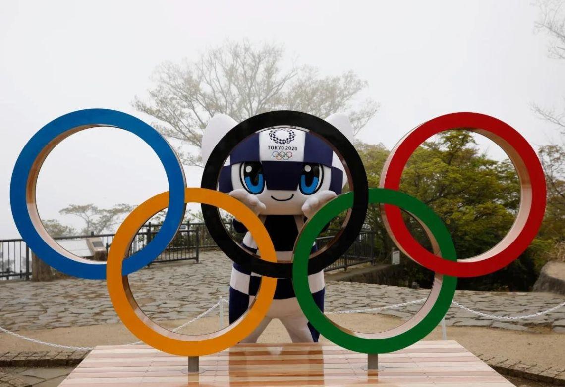 Todo listo para Tokio 2020ne