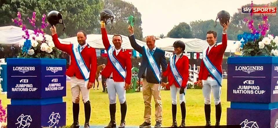México campeón en Xalapa