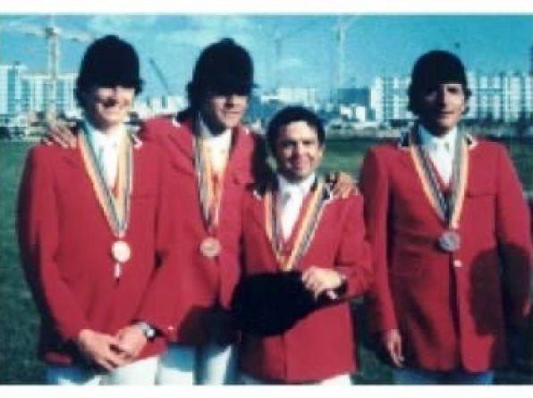 A 40 años de las medallas de Moscú 80