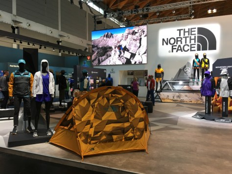 Stand The North Face