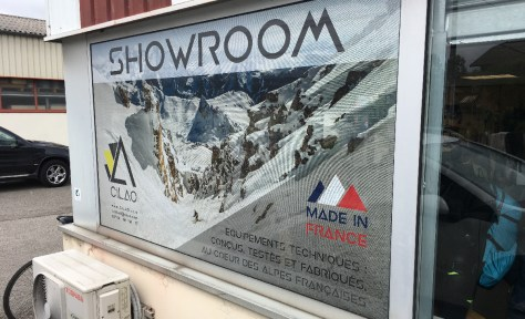 Showroom Cilao à Annecy (74)