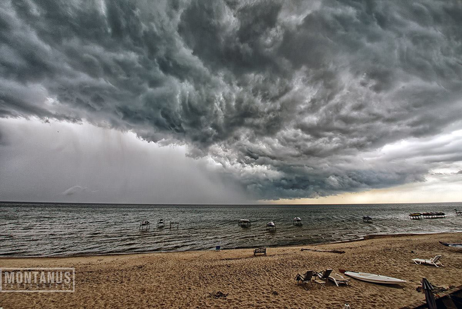Incredibly Intense Weather Pictures In Rochester New York