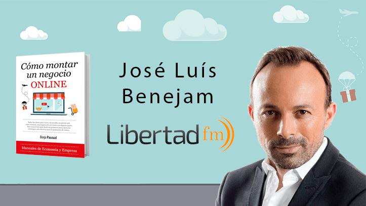 """Firma de libros de Borja Pascual en """"La buena noticia del día"""" en la cita con Benejam"""