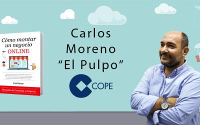 """El Pulpo entrevista a Borja Pascual, autor de """"Cómo Montar un Negocio Online"""""""