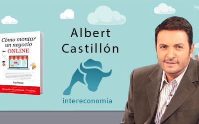 Albert Castillón entrevista a Borja Pascual en Radio Intereconomía